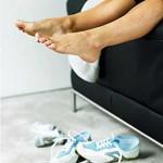 Потливость и запах ног