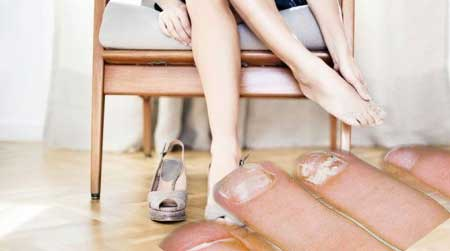 почему ногти на ногах слоятся